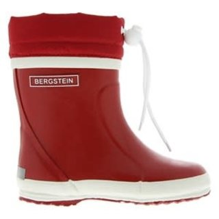 Winterboot red fured