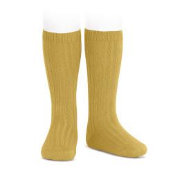 Cóndor Kniekous mustard 629