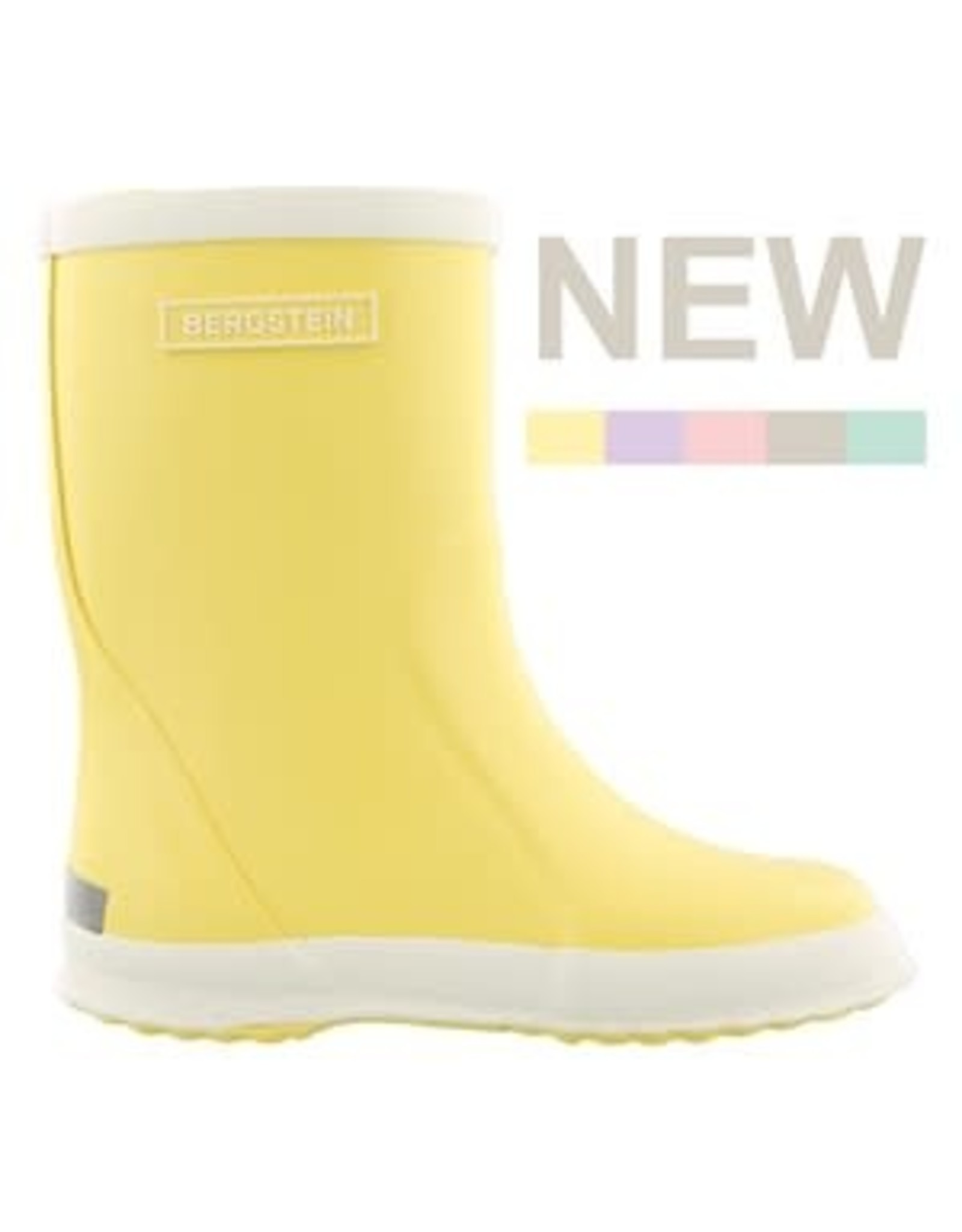 Bergstein Rain boot lemon