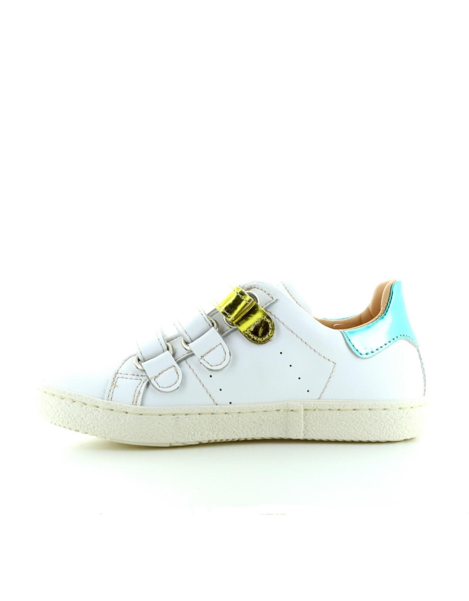 Mono 100 bianco giallo