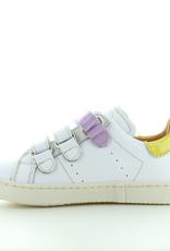 Mono 100 bianco lilla