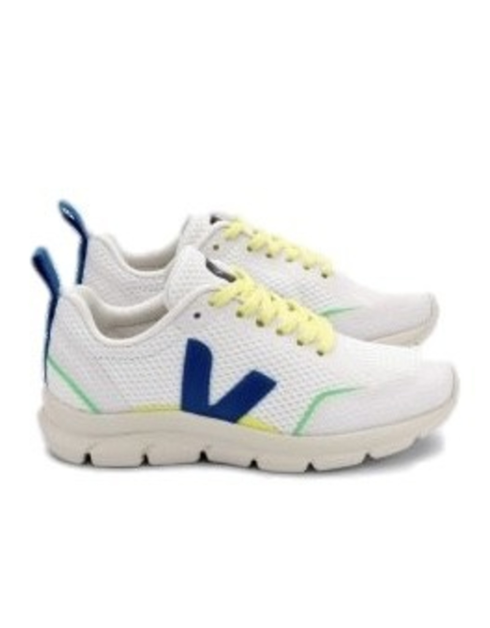 Veja Copy of canary lace turquoise