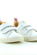 Ocra 103 bianco rosa
