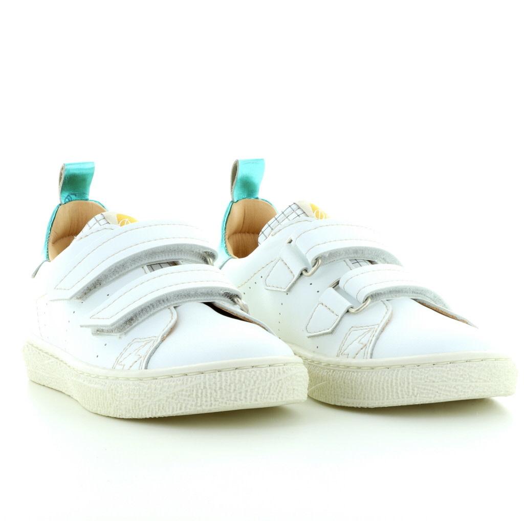 Ocra 103 bianco blue