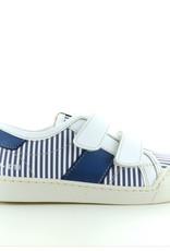 Ocra 504 bianco blu