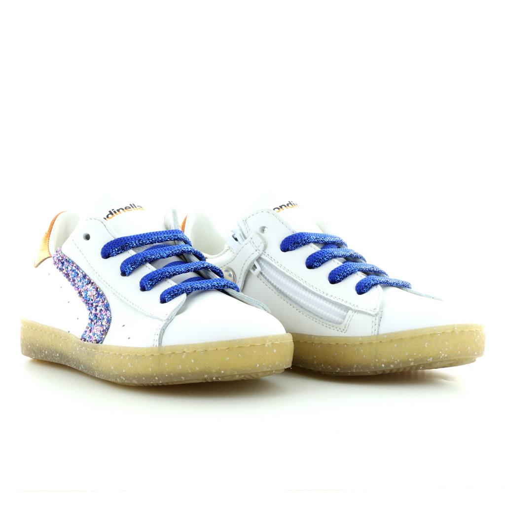 Rondinella 11227 bianco glitter