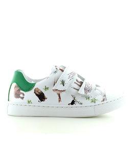 Lepi 6177 bianco verde