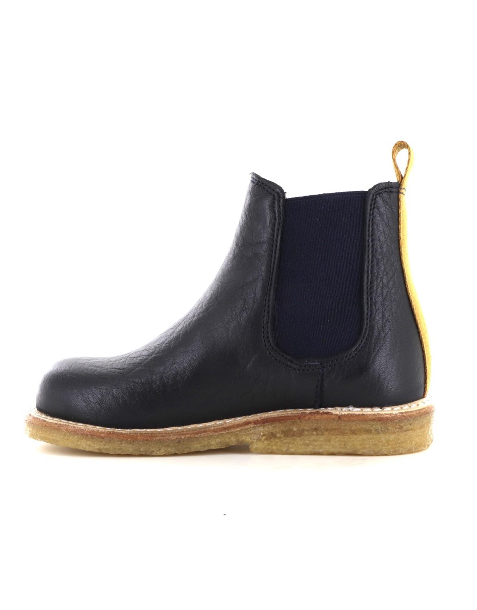 Angulus 2192 navy mustard