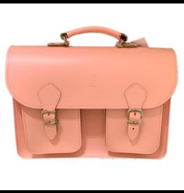 OldSchool bags Boekentas pink