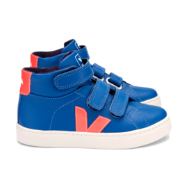 Veja Esplar high indigo orange fluo