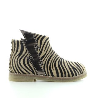 C265 zebra bronzo