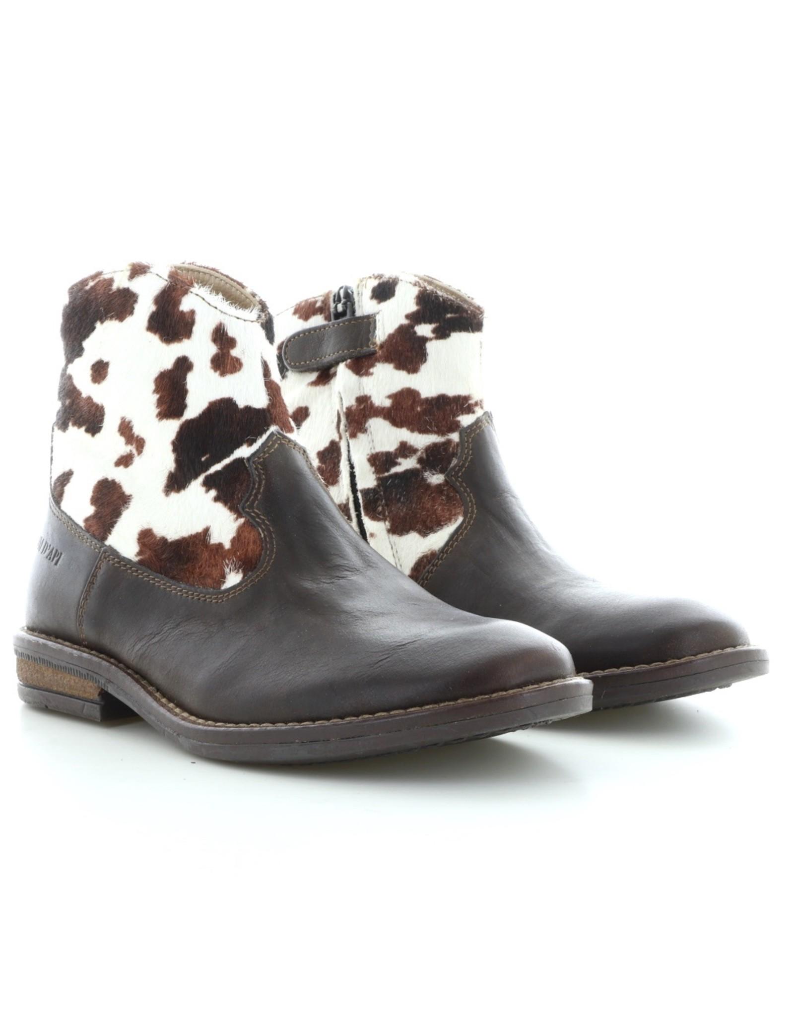Pom d'api Billy boots cow