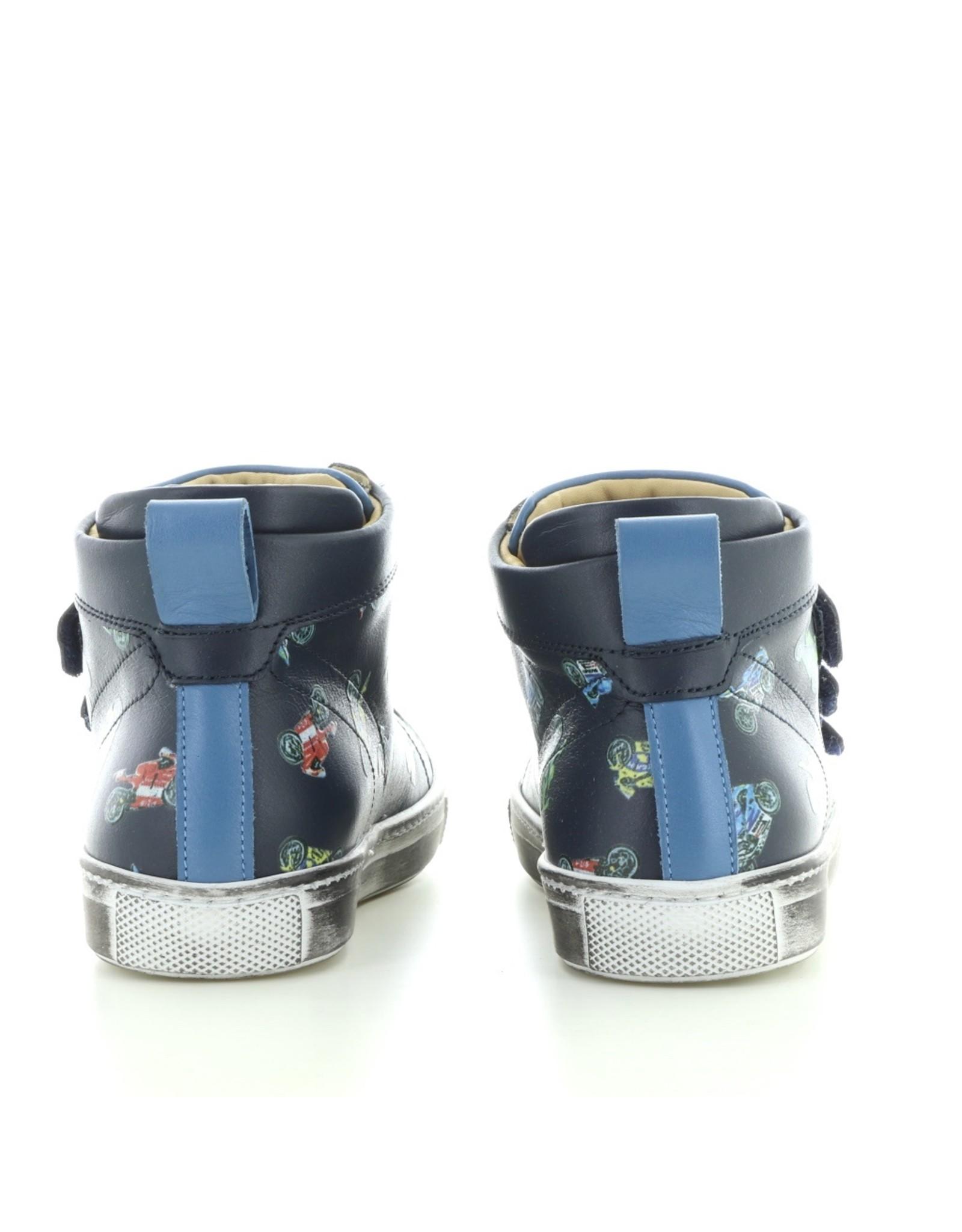 Zecchino d'oro F15-4683 Blu moto