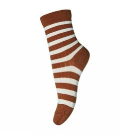 MP denmark Kous stripe 79148 3127 sienna