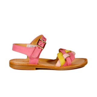 A21-2080 pink yellow