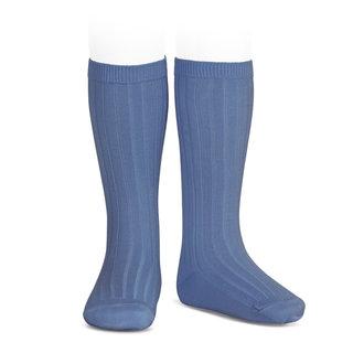 Kniekous french blue 449