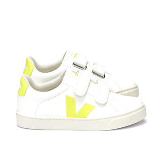 small esplar velcro yellow fluo