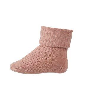 533 baby socks 188 Wood rose