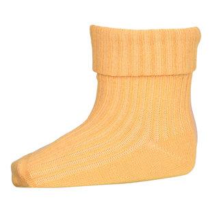 533 baby socks 4098 Ochre