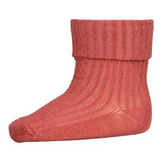 533 baby socks 4270 Marsala