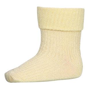 57025 ida glitter socks 1118 wax yellow
