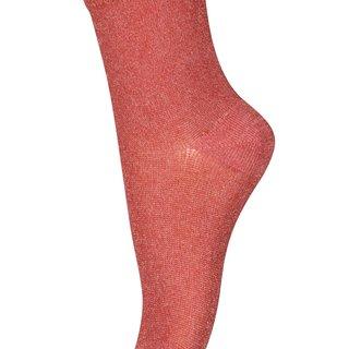 77192 glitter socks 4270 Marsala