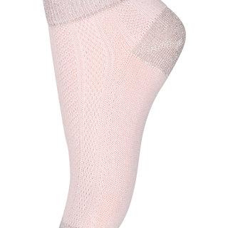 77198 sneaker socks 853 rose dust