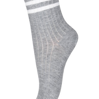 77203 socks 491 grey melange