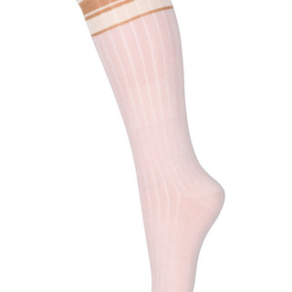 87013 knee socks 853 Rose dust
