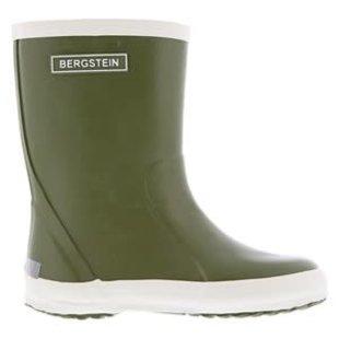 Rain boot moss