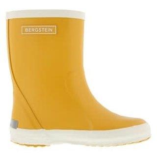 Rain boot ocher