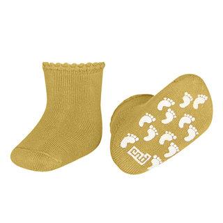 anti-slip babykousen 629 mustard