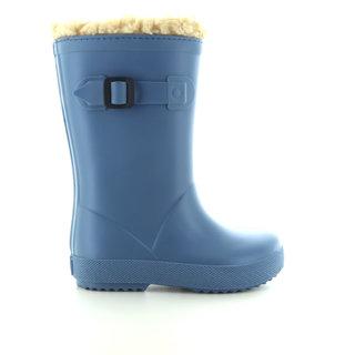 Rain Igor wool azul