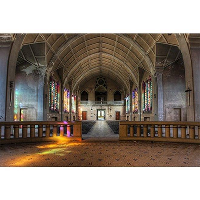 Alu Art The Chapel 120x180