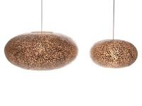 Wangi Gold - Hanglamp - UFO - Ø 40 cm