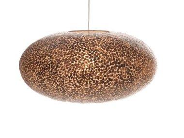Villaflor Schelpenlamp - Wangi Gold - Hangende UFO - Ø 60 cm