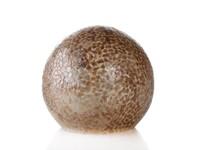 Villaflor Villaflor schelpenlamp - Wangi Gold - tafellamp - Staande bol - Ø 40 cm