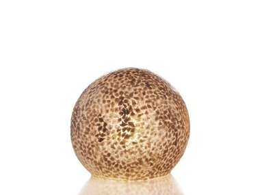 Villaflor Wangi Gold - Staande bol - Ø 30 cm