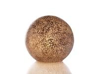 Wangi Gold - tafellamp - Staande bol - Ø 40 cm