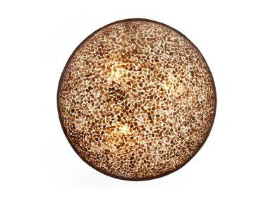 Villaflor Wangi Gold - Moon - Ø 60 cm