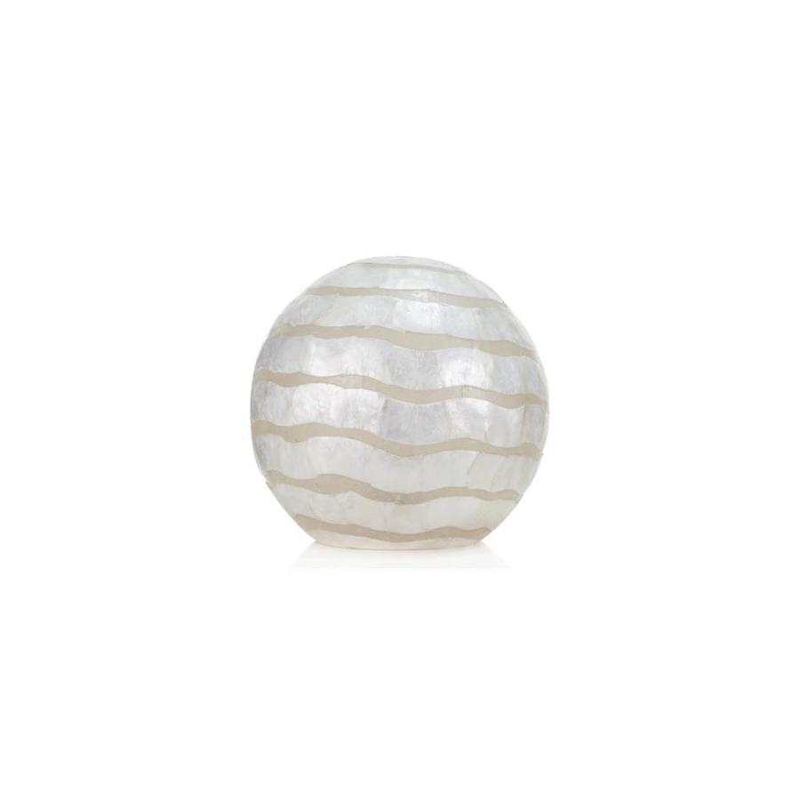 Waves - tafellamp - Staande bol - Ø 30 cm