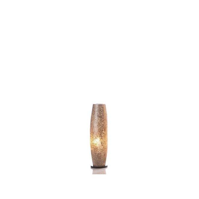 Schelpenlamp - Wangi Gold - Apollo - 70 cm