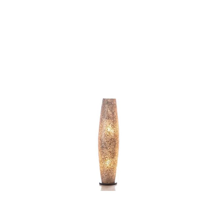 Villaflor Villaflor schelpenlamp - Wangi Gold - vloerlamp - Apollo - 100 cm