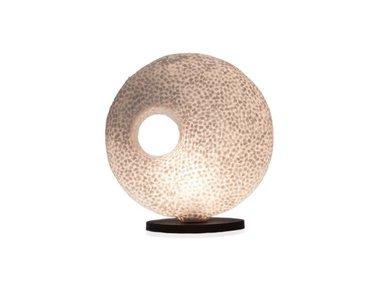 Villaflor Schelpenlamp - Wangi White - Donut