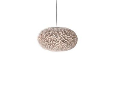 Villaflor Schelpenlamp - Wangi White - Hangende UFO - Ø 40 cm