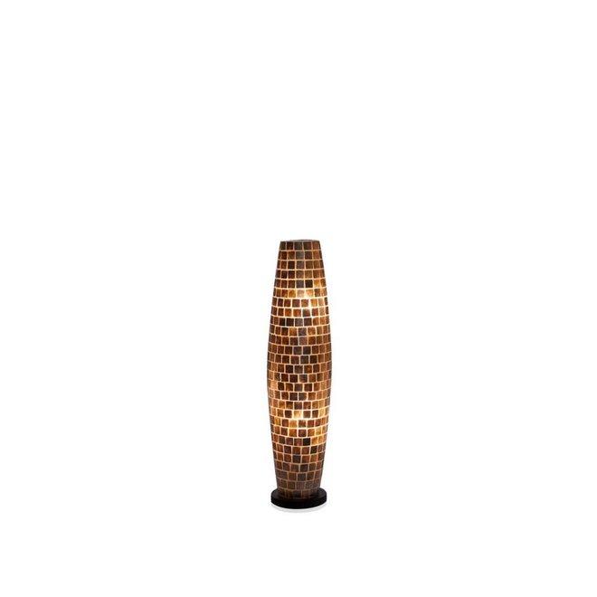 Schelpenlamp - Moni Gold - Apollo - 100 cm