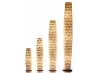 Villaflor Villaflor schelpenlamp - Moni White - vloerlamp - Apollo - 100 cm