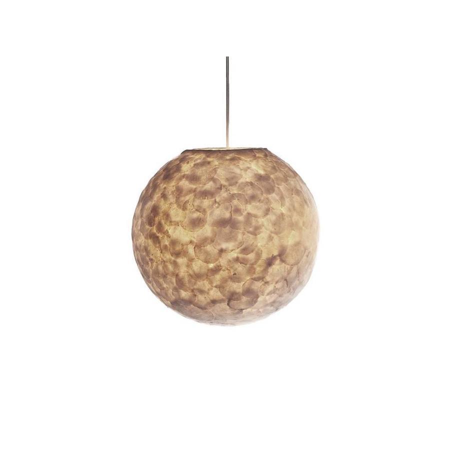 Villaflor Villaflor schelpenlamp - Full Shell - hanglamp - Hangende bol - 40 cm