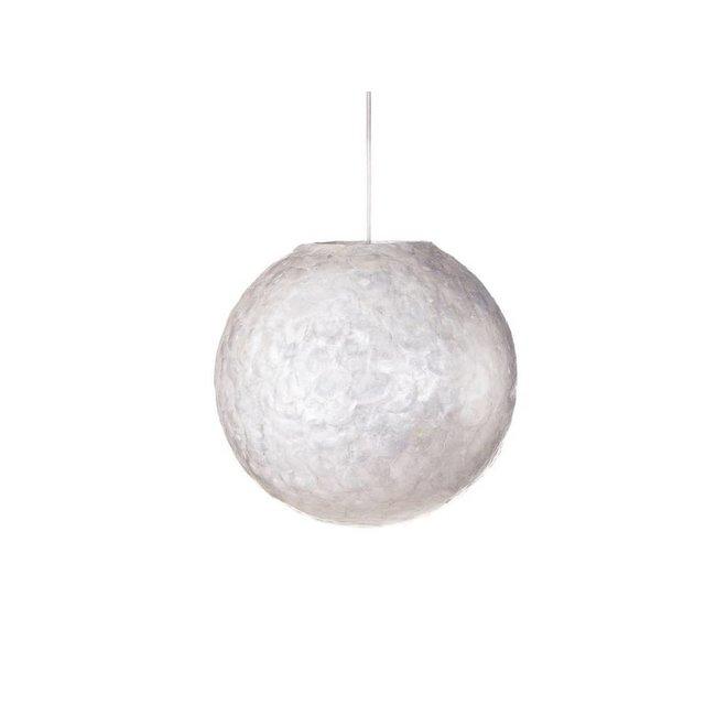 Villaflor schelpenlamp - Full Shell - hanglamp - Hangende bol - 40 cm