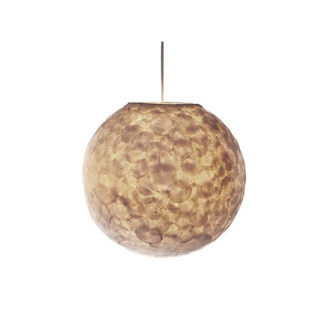 Schelpenlamp - Full Shell - Hangende bol - Ø 50 cm